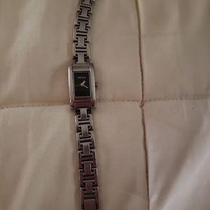 DKNY watch. Silver
